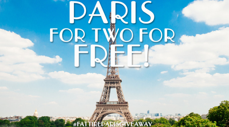 Win Free Tickets to Paris for Two