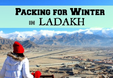 Packing for Winter in Ladakh
