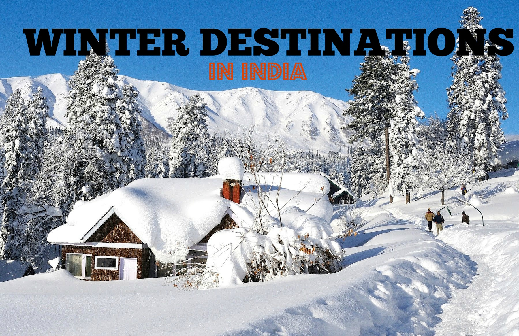 Best winter destinations in india for Best winter vacations in the us