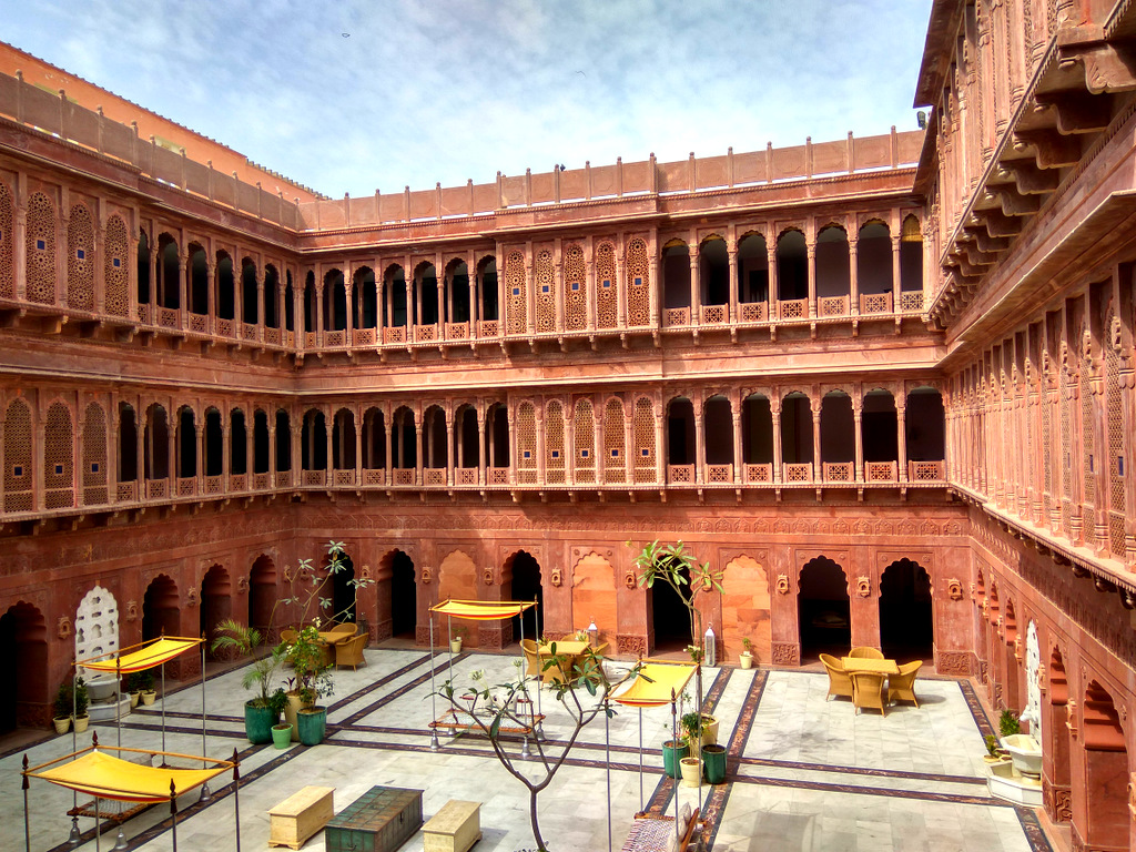 Luxurious Royal Weekend at Narendra Bhawan Bikaner