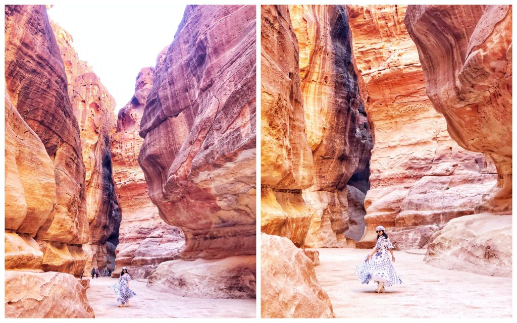 Petra Jordan Photo Shoot