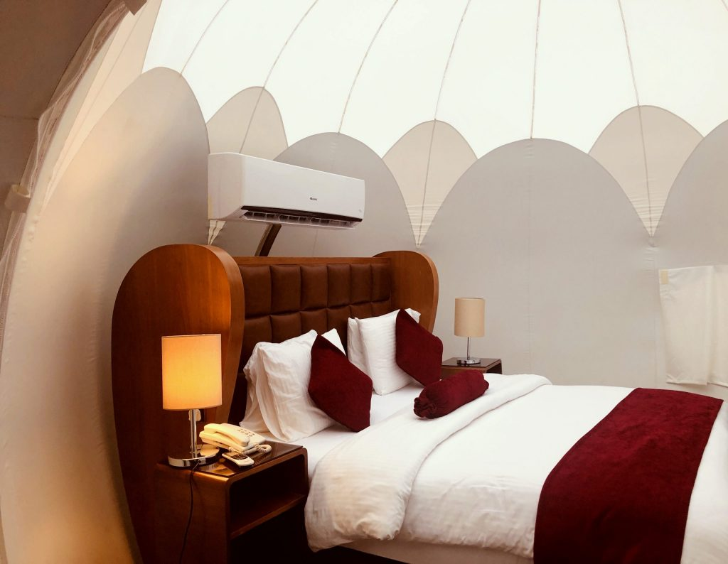 Luxury Bubble Tent